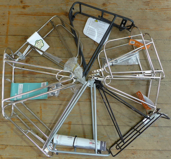 Pannier Rack Comparisons