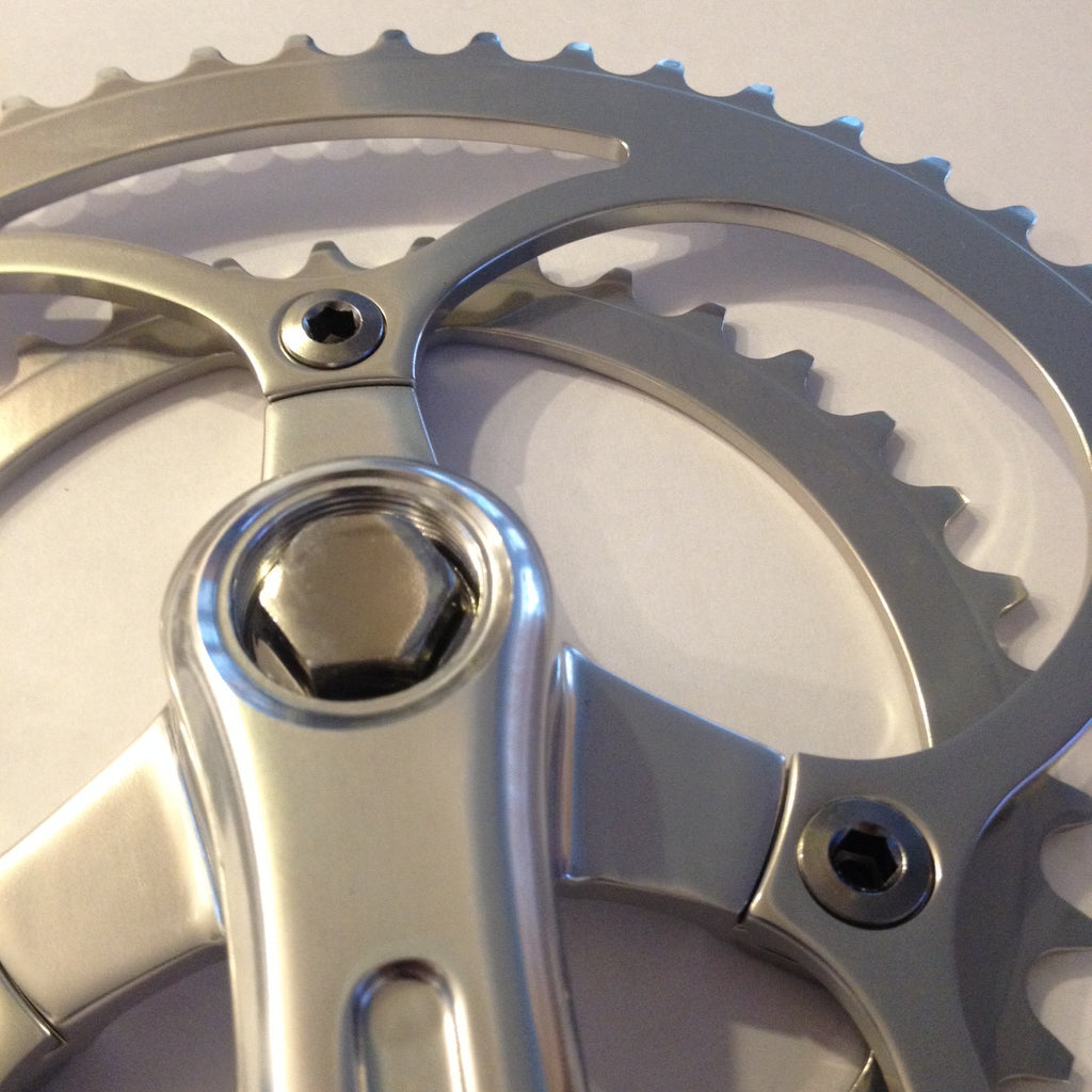 Andel 3 Pin Classic Double Chainset Velo Vitality Bike Specialist