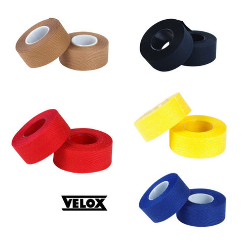 Velox Tressostar Cloth Tape - Various Colours