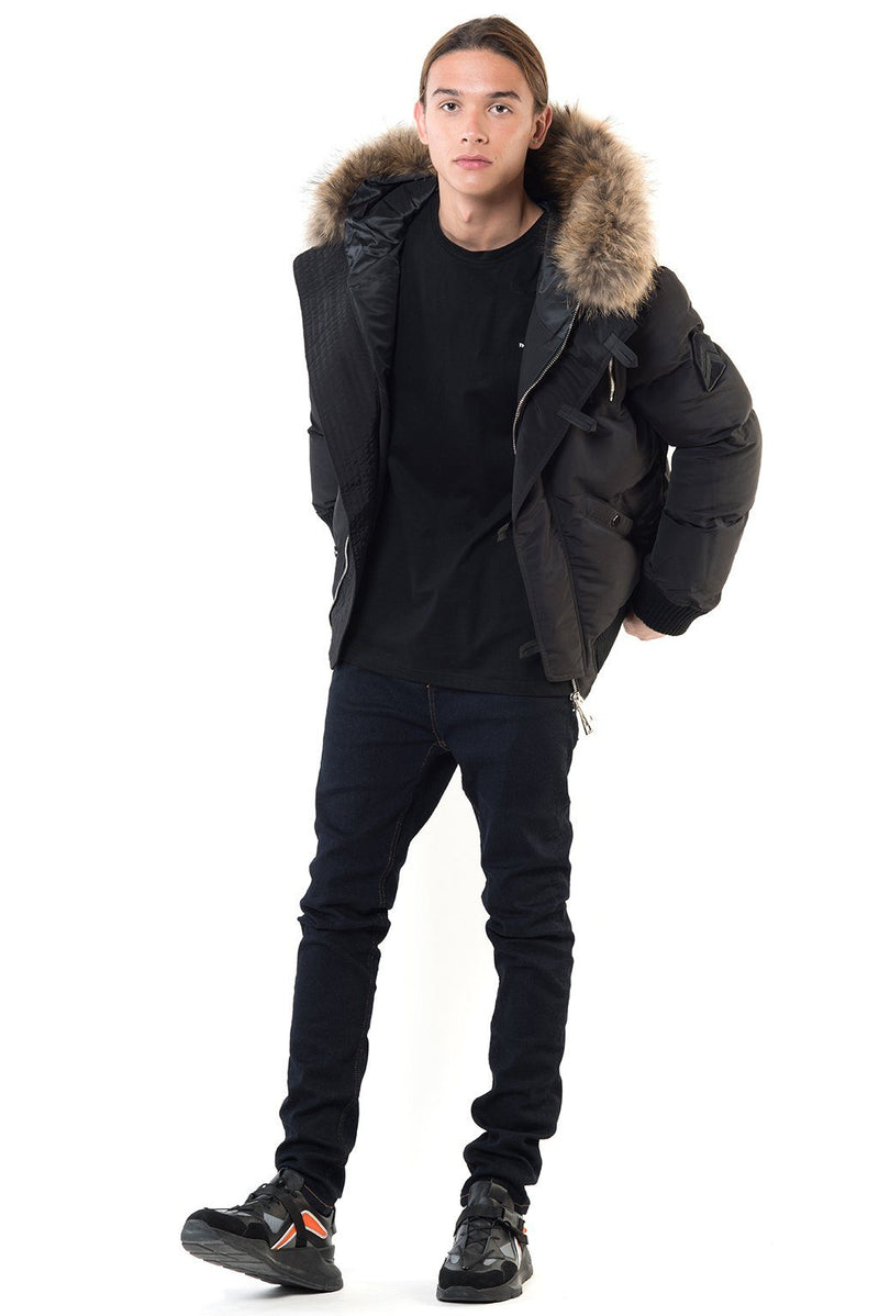 RENEWALL BLACK Homme THE NEW DESIGNERS
