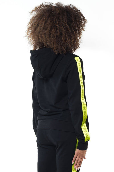 LIBERTY BLACK-NEON YELLOW (F) Femme THE NEW DESIGNERS