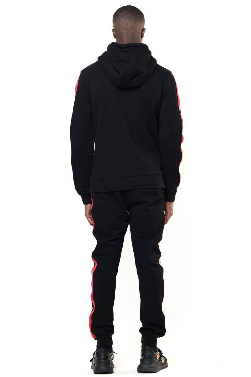 LIBERTY BLACK-RED Homme THE NEW DESIGNERS