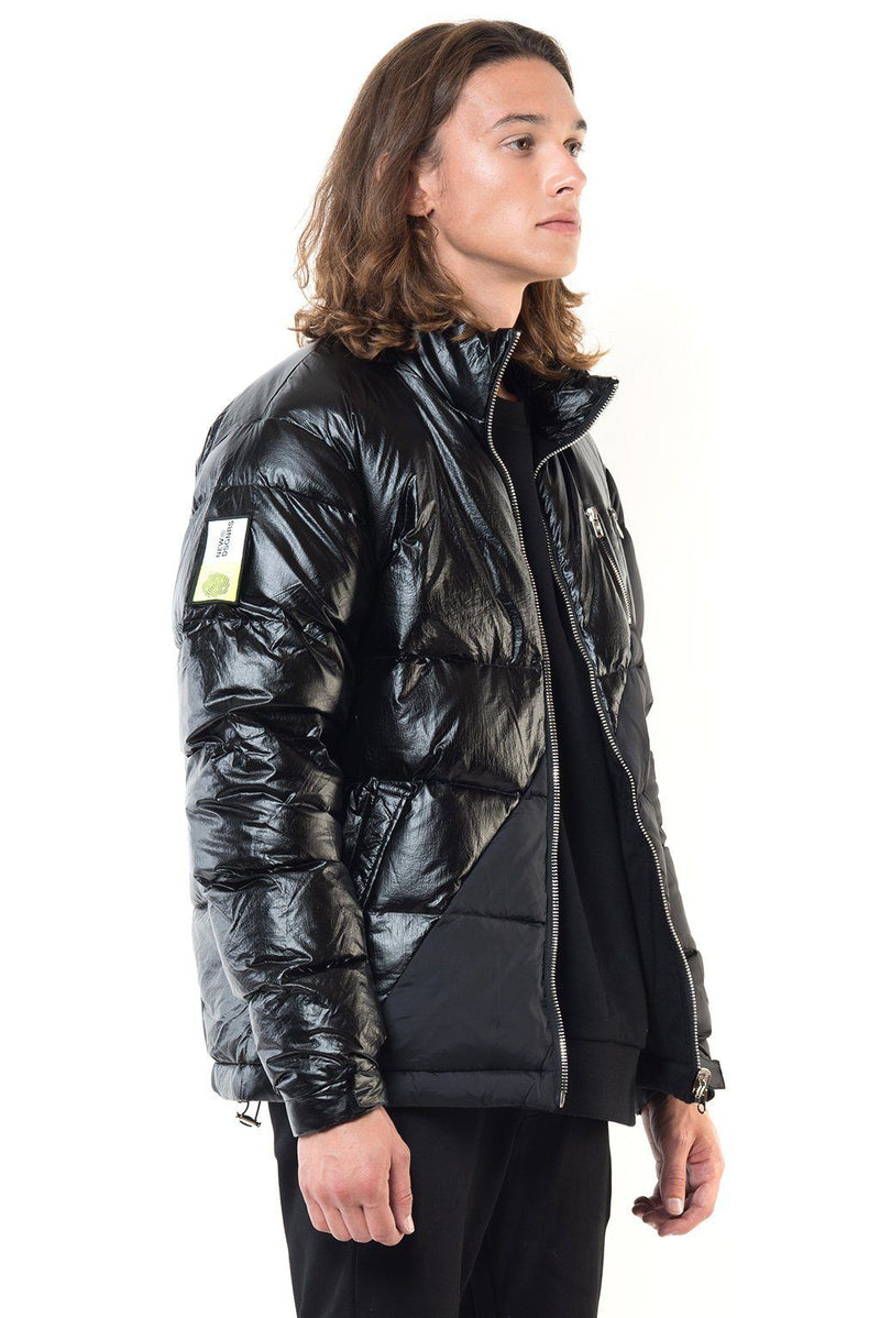 MIDDLE BLACK-BLACK REVERSIBLE Homme THE NEW DESIGNERS