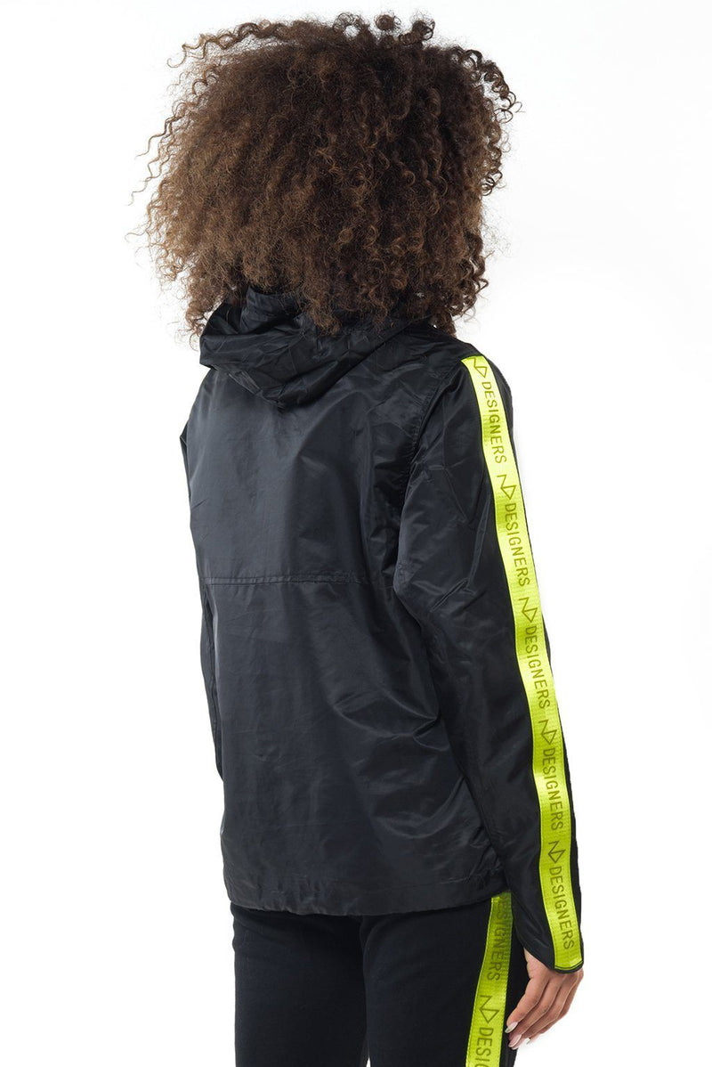 STORM BLACK-NEON YELLOW (F) Femme THE NEW DESIGNERS