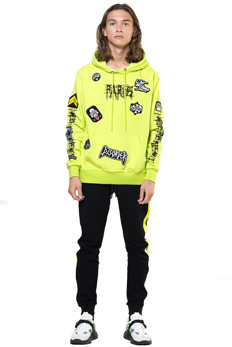 OVERALL NEON YELLOW Homme THE NEW DESIGNERS