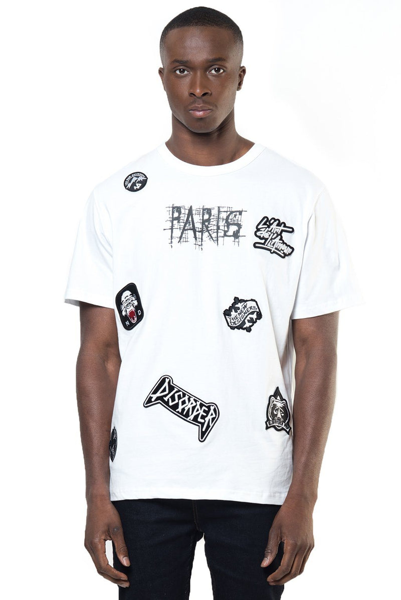URBAN WHITE Homme THE NEW DESIGNERS