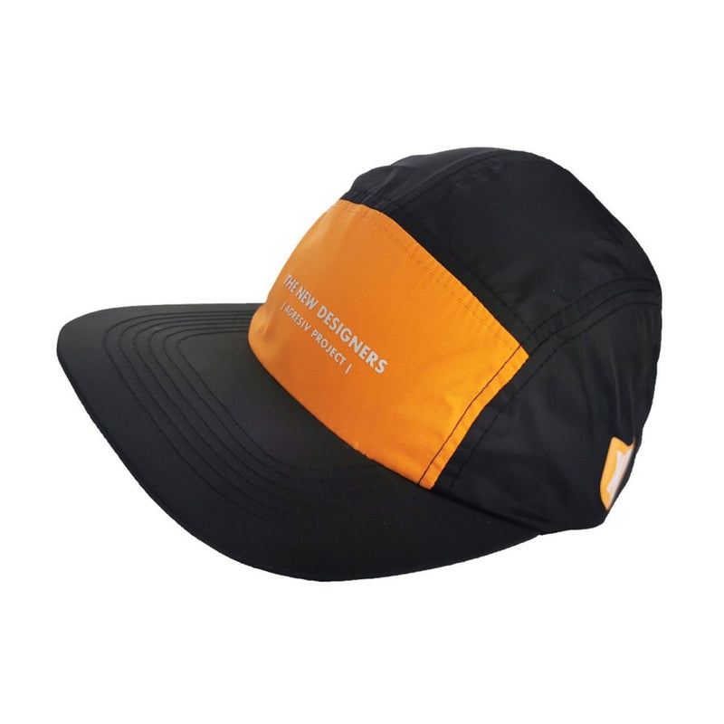 casquette fk Foot Korner x The New Designers orange Accessoires THE NEW DESIGNERS