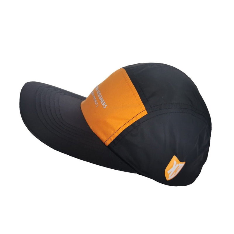 casquette fk Foot Korner x The New Designers orange Accessoires THE NEW DESIGNERS Orange
