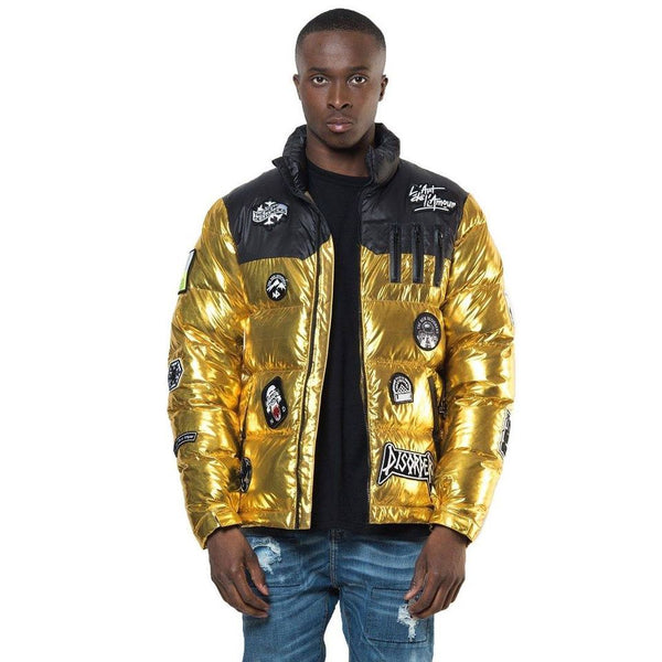 BINKS SHINY GOLD Homme THE NEW DESIGNERS