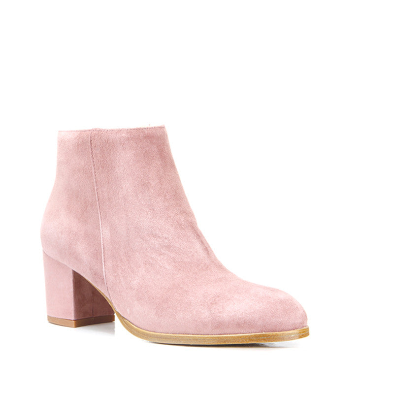 Ana Ankle Boot <b>Rosebud Suede</b>