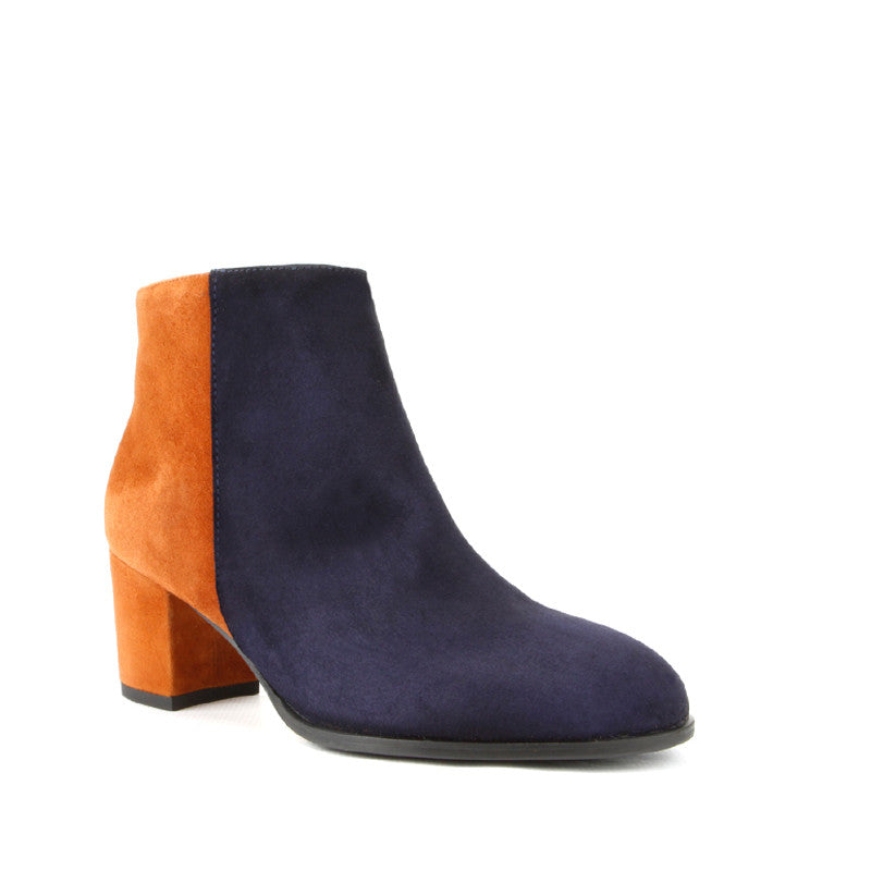 Ana Ankle Boot <b>Teja and Marino Suede</b>