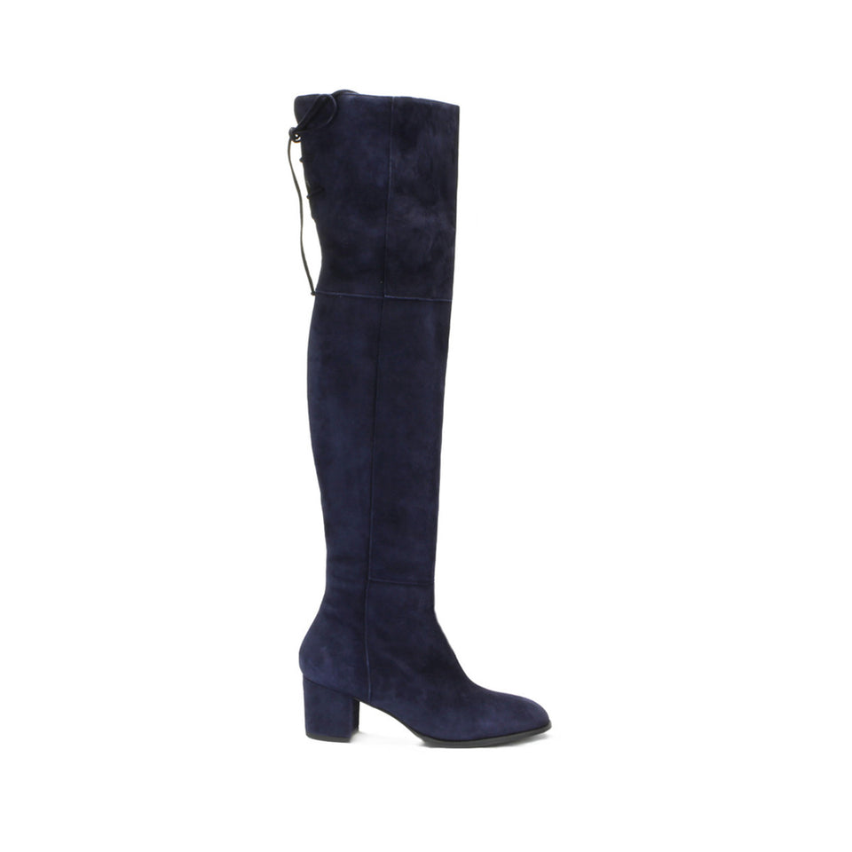 Atena Over The Knee Boot <b>Marino Suede</b>