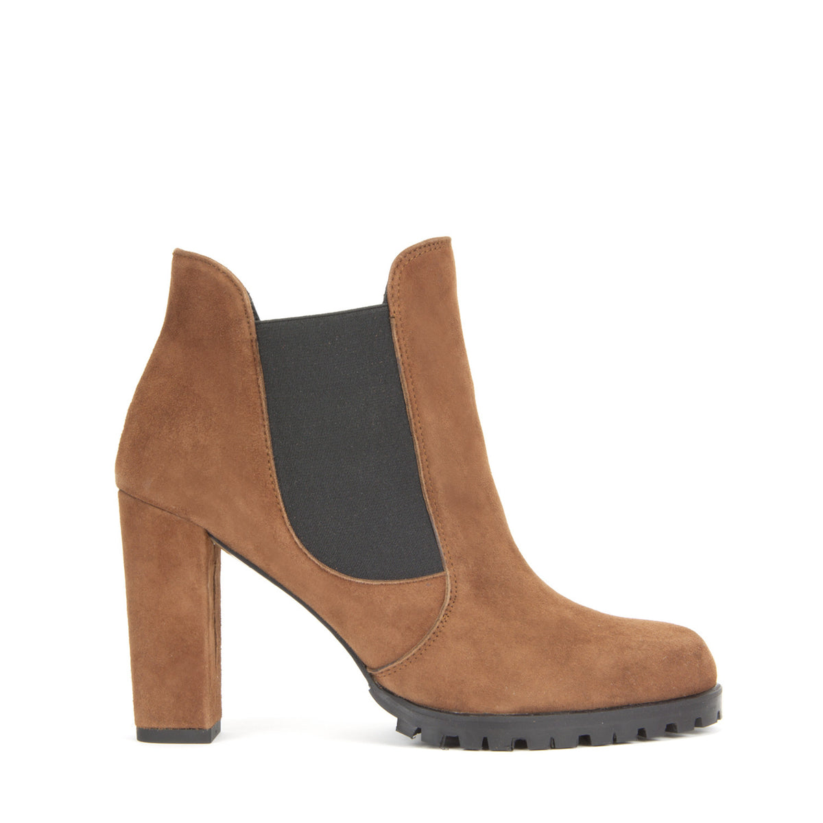 Carmen Ankle Boot <b>Tobacco Suede</b>