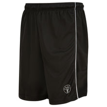 Load image into Gallery viewer, Starting 5 7-inch Inseam Shorts -Black/White