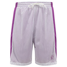 Load image into Gallery viewer, Franklin Reversible Basketball Playing Kit Lilac/White