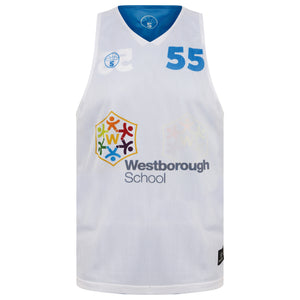 STARTING 5 Sublimated Mesh Reversible Training Vest - Example 4