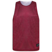 Load image into Gallery viewer, Manhattan reversible training vest Maroon/White