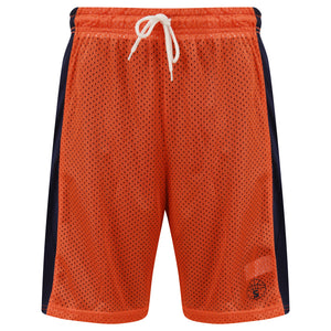 Franklin Reversible Basketball Playing Kit Navy/Orange