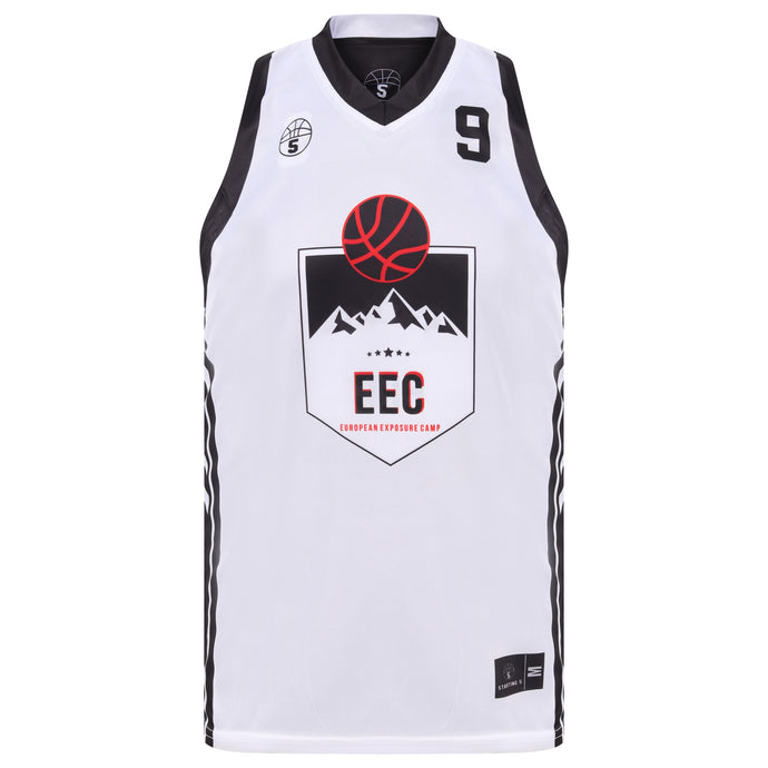 STARTING 5 Sublimated Lightweight Vest Example 2