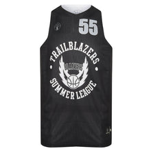 Load image into Gallery viewer, STARTING 5 Sublimated Mesh Reversible Training Vest - You design it! (Min order 25) - Bigfoot Basketball Limited