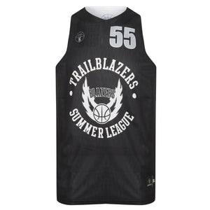 STARTING 5 Sublimated Mesh Reversible Training Vest - You design it! (Min order 25) - Bigfoot Basketball Limited