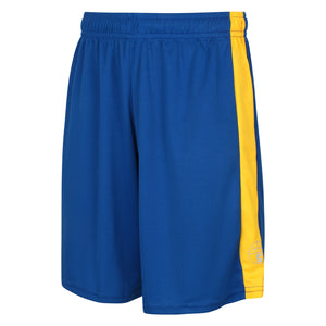 Starting 5 Pelham Basketball Shorts Royal/Yellow