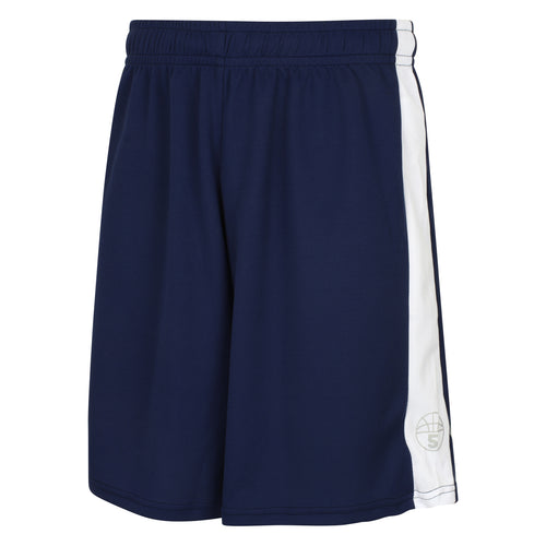 Starting 5 Pelham Basketball Shorts Navy/White