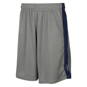 Starting 5 Pelham Basketball Shorts Grey/Navy