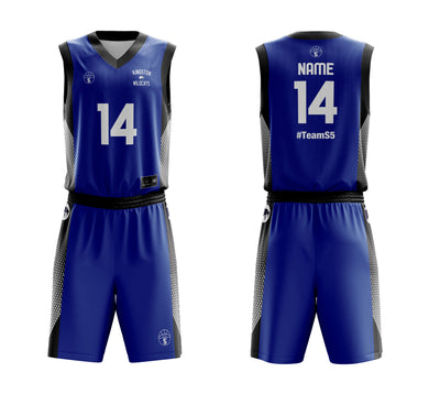 STARTING 5 Sublimated Reversible Kit Example 2