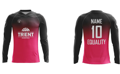 STARTING 5 Sublimated Warm Up Shirt - Example 2