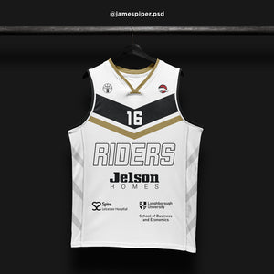 James Piper Design STARTING 5 Made to Order Basketball Kit Single-Sided Example 10