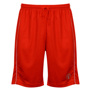 Lexington Basketball Kit Red