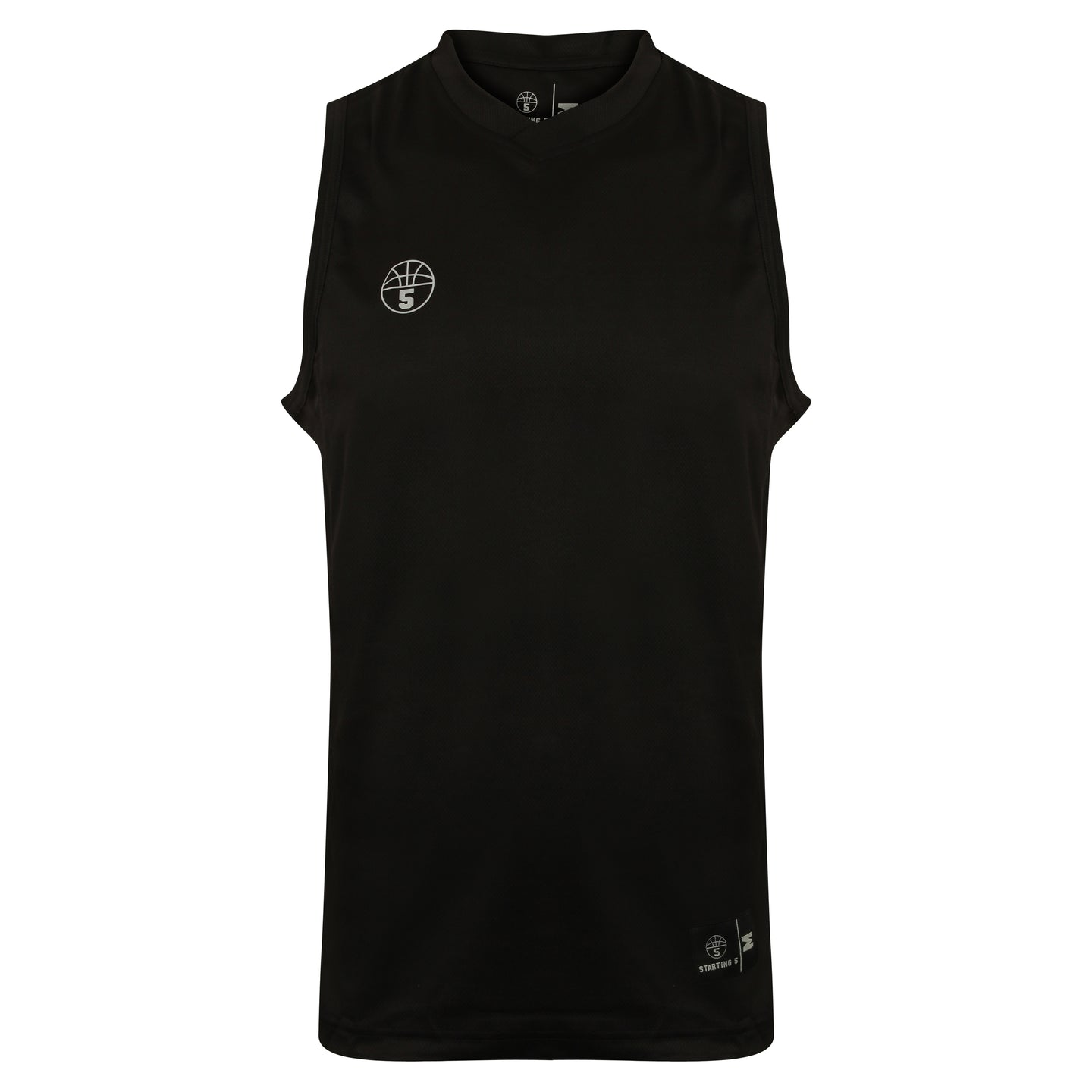 Lexington Basketball Kit Black
