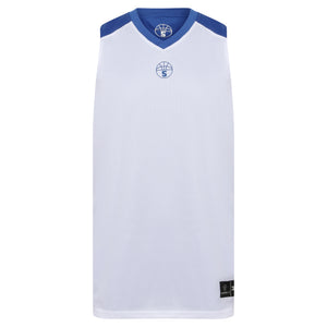Jefferson Reversible Basketball Training Kit Royal/White