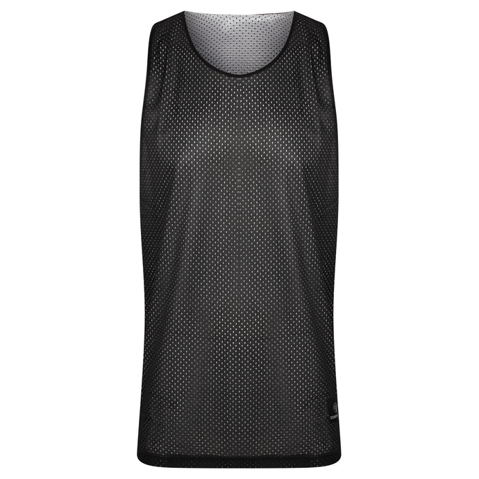 Manhattan Reversible Training Vest Black/White
