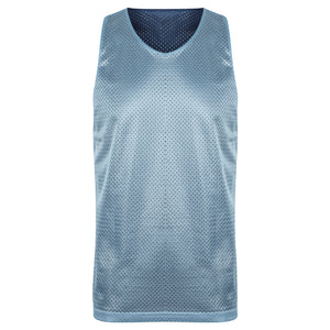 Manhattan Reversible Training Vest Navy/Sky