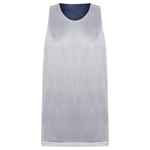 Manhattan Reversible Training Vest Navy/White