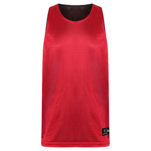 Load image into Gallery viewer, Manhattan Reversible Training Vest Red/Black