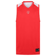 Load image into Gallery viewer, Jefferson Reversible Basketball Training Kit Red / White