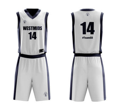 STARTING 5 Sublimated Reversible Kit Example 7
