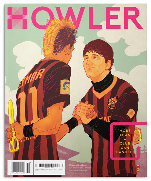Howler #4 | Winter 2014 -  - 1