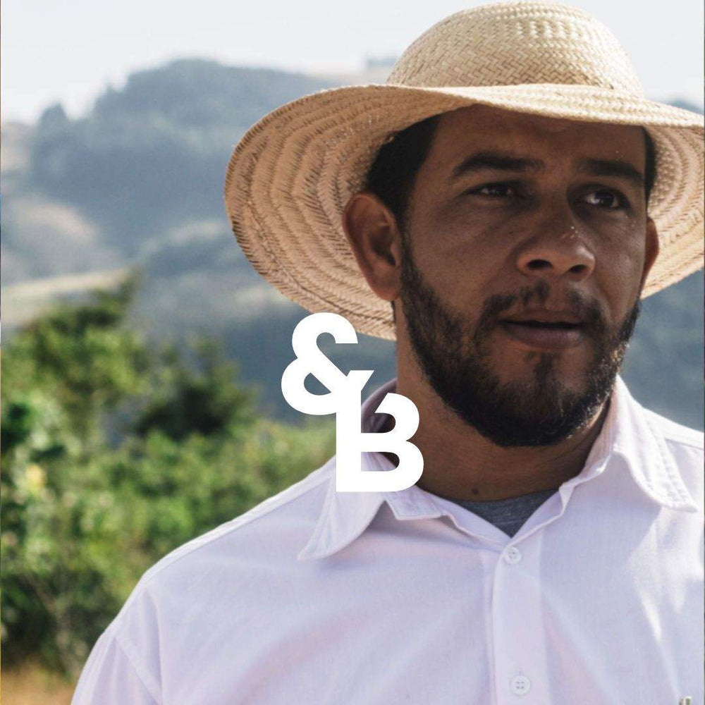 Load image into Gallery viewer, Image of Brazil Silva coffee farmers