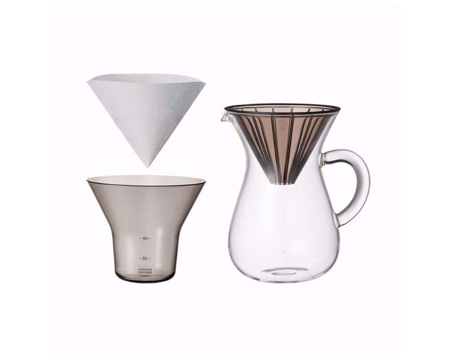Kinto Coffee Carafe Brewer