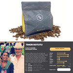 Image of Timor Rotutu single origin coffee 250g bag