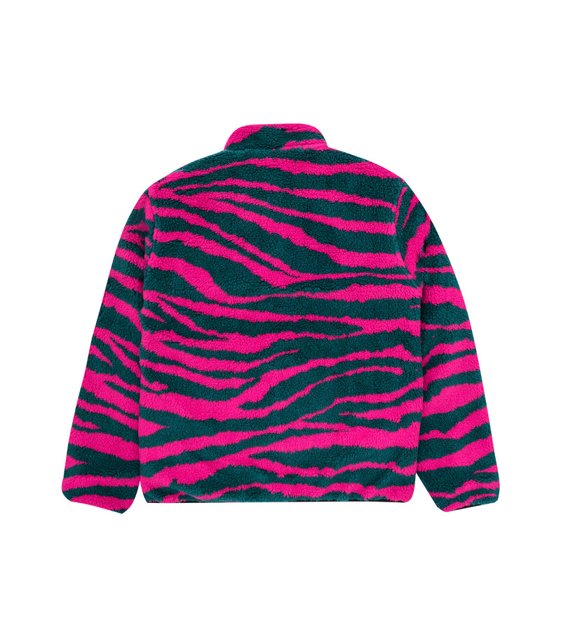 REVERSIBLE ACID TIGER JACKET