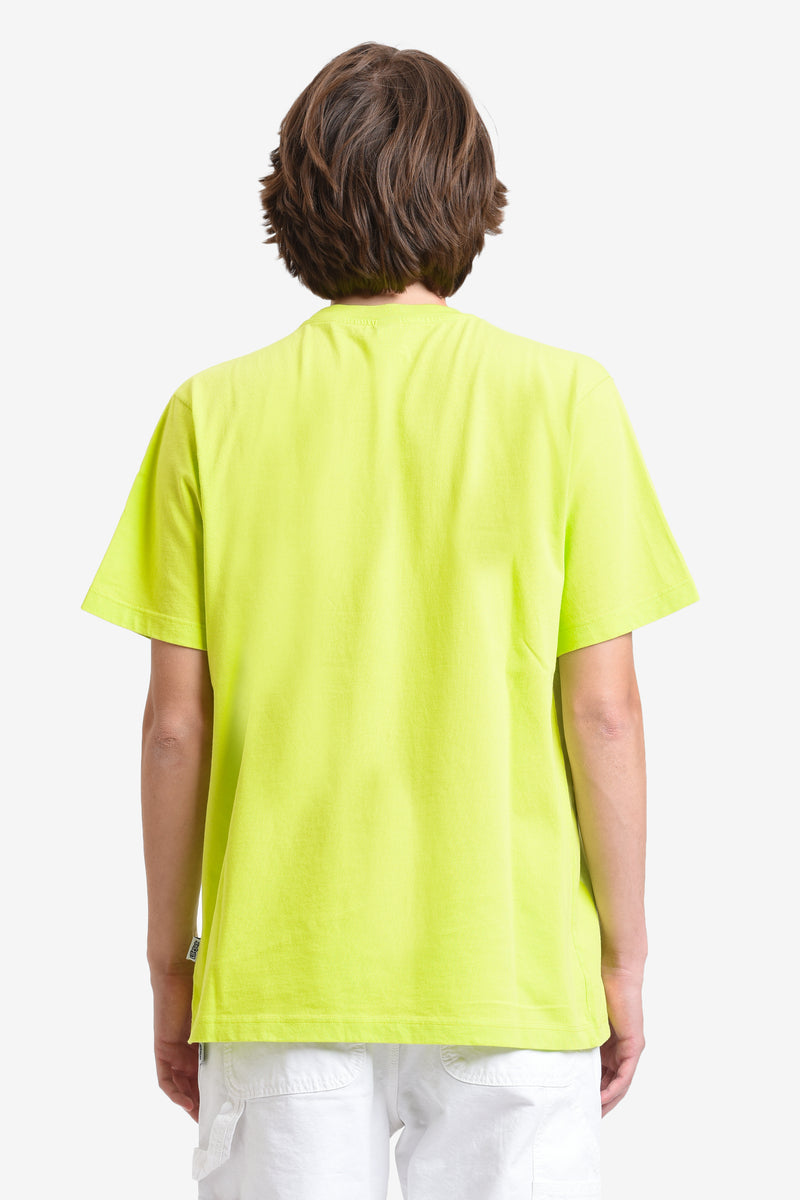 ANONYMOUS TEE - LIME
