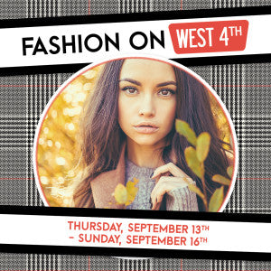 Fashion on 4th 2018 is this weekend!