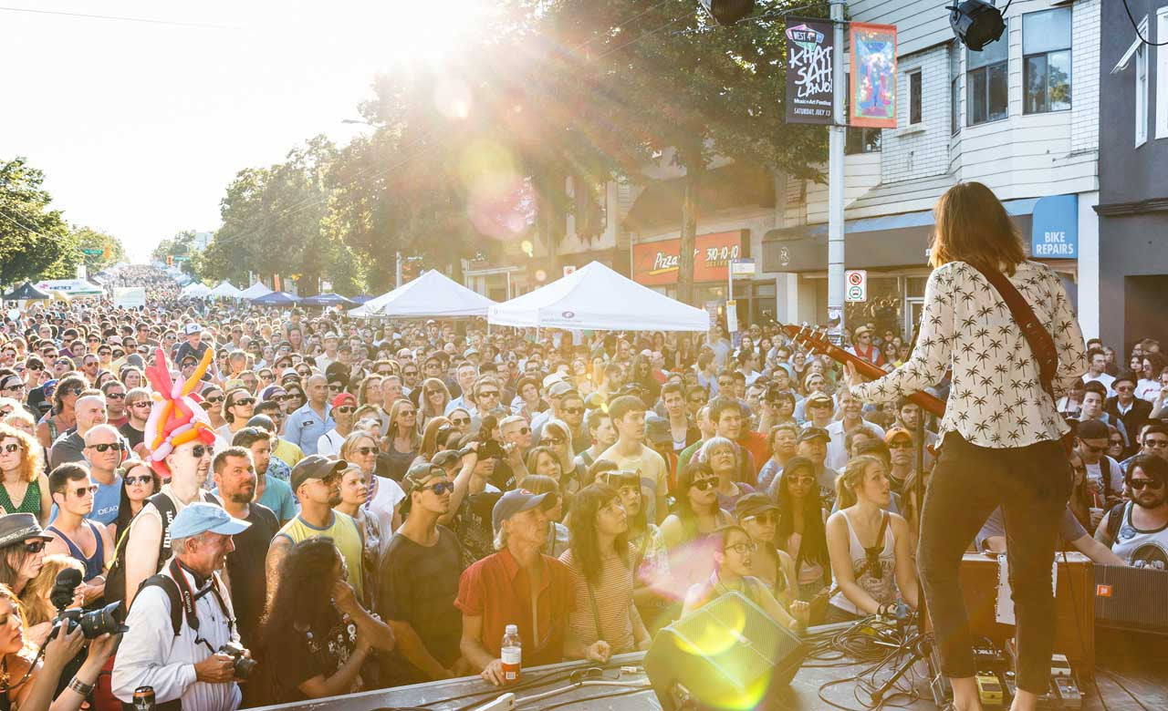 Even More Chances To Win at the Upcoming Khatsahlano Street Party In Kits!