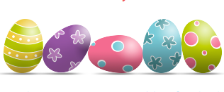 Don't miss our Easter Egg Discount Hunt