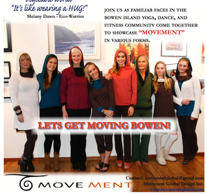 Join us for our 10th Annual Movement Fashion Show Celebration!